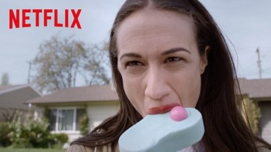 """""""Haters Back Off"""" - TV series"""
